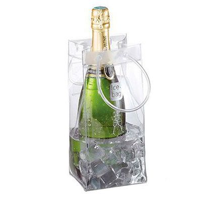 SIMAG Brindes - Ice bag PVC cristal