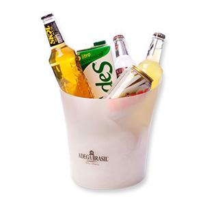 Skill Brindes Promocionais - Balde de gelo com capacidade para 4 litros