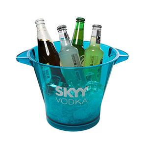 Skill Brindes Promocionais - Balde de gelo com capacidade para 5 litros