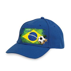 skill-brindes-promocionais - Boné personalizado para Copa do Mundo