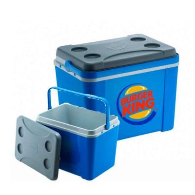 1 - Caixa Térmica 34Litros; 2 - Maior capacidade de latas do mercado (58 unidades); 3 - Fabricada...