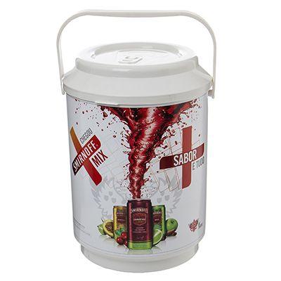 Skill Brindes Promocionais - Cooler promo com capacidade para 10 latas