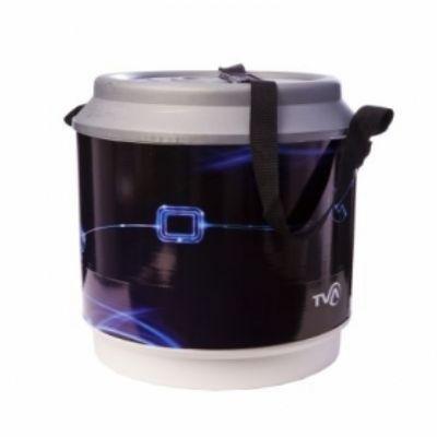 Cooler com capacidade para 24 latas