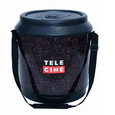 Cooler premium com capacidade para 24 latas