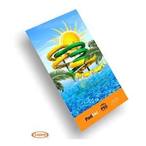 skill-brindes-promocionais - Toalha de praia com estampa total