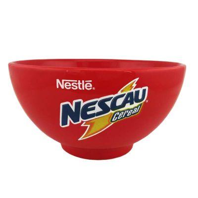 maos-e-arte - Bowl tipo Cereal Colorida em Cerâmica