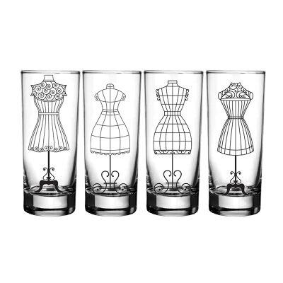 Jogo de copos - Mãos & Arte