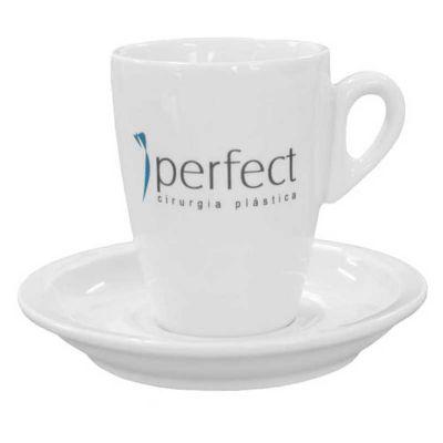 maos-e-arte - Xícara cappuccino porcelana