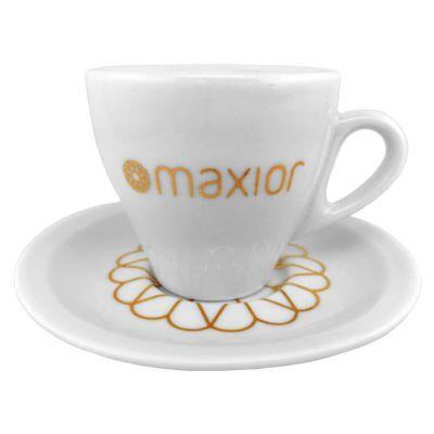 maos-e-arte - Xícara de café tipo bound em Porcelana