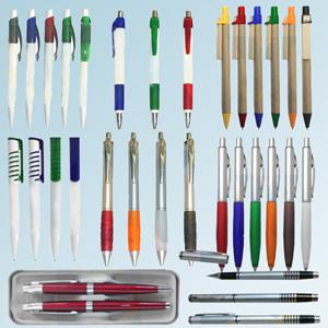 Madson Brindes - Canetas plásticas, em metal, lapiseiras ou kits mistos personalizados.