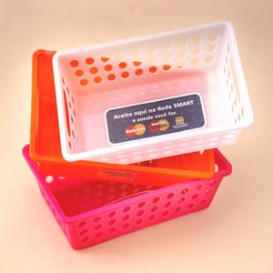 madson-brindes - Cesta de farmácia injetada em PVC em diversas cores.