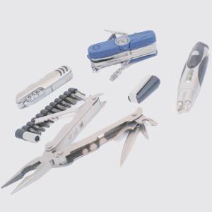 Kit de ferramentas em diversos modelos, padrões e opções de conteúdo.