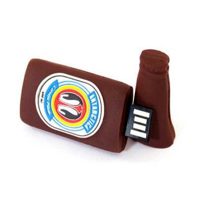 Pen drives com formato personalizado de acordo com as características da sua marca, capacidade de...