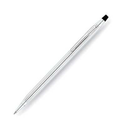 o-medico-das-canetas - Caneta Esferográfica Cross Cromada