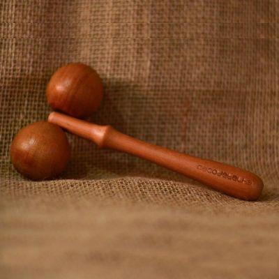 amor-perfeito-massageadores-em-madeira - Massageador Corporal de Madeira - Roler Médio