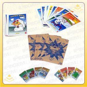 Imagem Luz Brindes - Diversos jogos de cartas como jogo do mico, trunfo, jogo da memória e cards.
