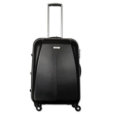 Mala P. Linha Titan. As malas da Linha Titan são confeccionadas em ABS texturizado.  - Abertura 180° com divisória  - Fechadura TSA com segredo  - Car...