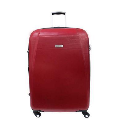 Lansay - As malas da Linha Titan são confeccionadas em ABS.  • Interior totalmente forrado;  • Abertura 180° com divisória, interior  totalmente forrado e elás...