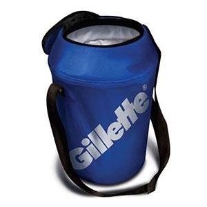 GND Promocional - Coller térmico com saco soldado em PVC e espuma Pak 4mm. Mantém a temperatura até 12 horas