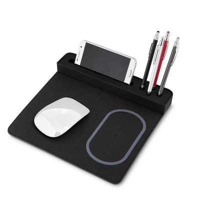 Mouse pad carregador por indução - Fabrika de Chaveiros