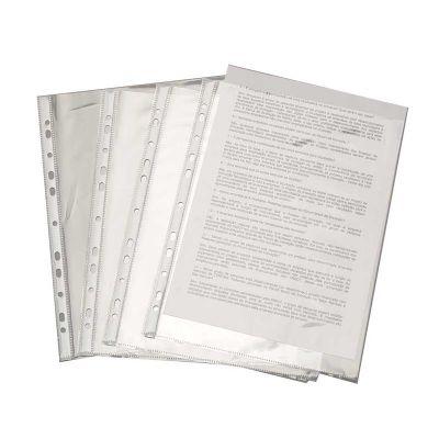 Envelope plástico para fichário