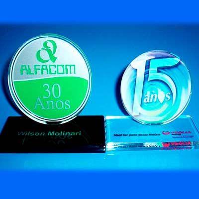 acrilicos-bristol - Troféu de acrílico
