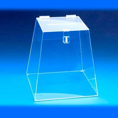 Acrílicos Bristol - Urna de acrílico