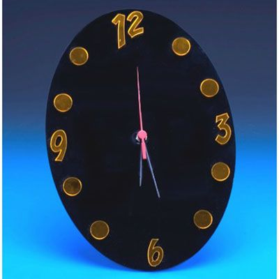 Acrílicos Bristol - Relógio