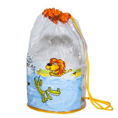 emprol - Saco mochila em tecido pvc