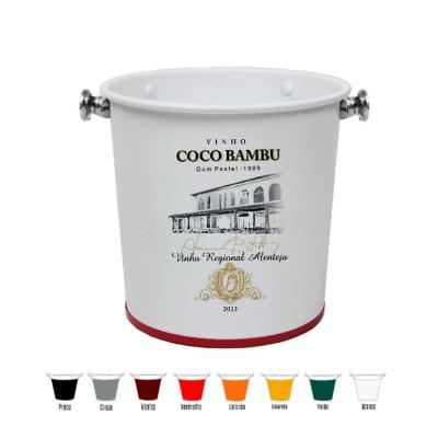 Balde Coco Bambu