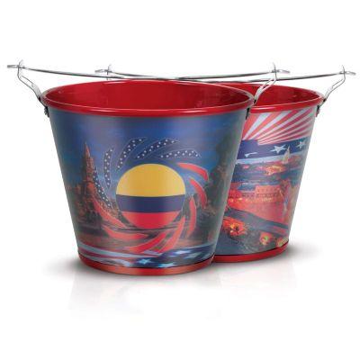 alumiart-falcao - balde USA e Colômbia