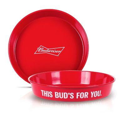 Bandeja Budweiser - Alumiart Falcão