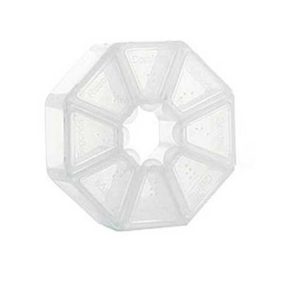 Asga Brindes - Porta comprimido plástico