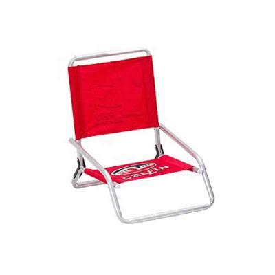 Cadeira de praia promocional. - Black Sun