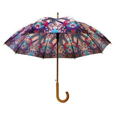 Guarda-chuva de uso pessoal estampado