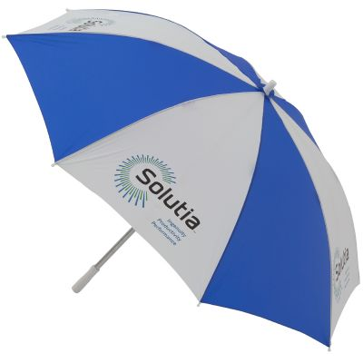 black-sun - Guarda-chuva de portaria/recepção - em alumínio super resistente, disponíveis nos tamanhos 1.40/1.60/1.80/2.0m de diâmetro
