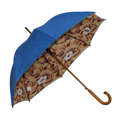 Guarda-chuva de uso pessoal - Dois tecidos