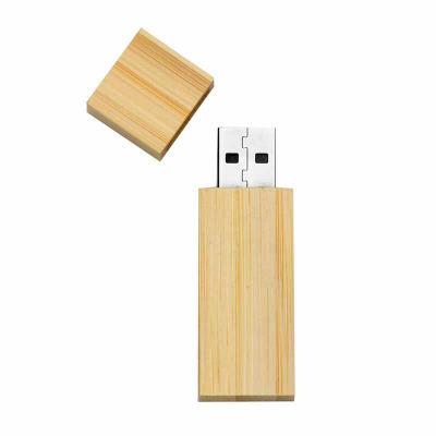 brindes-da-terra - Pen Drive 4GB Bambu