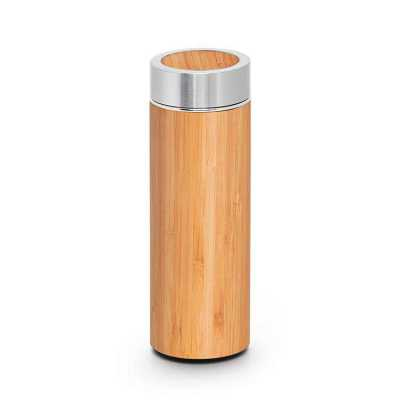 Squeeze térmico bambu personalizado