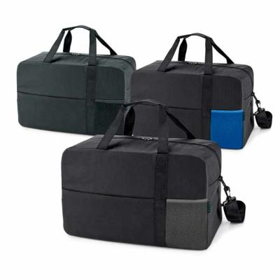 A bolsa esportiva personalizada vai agradar em cheio seus clientes e colaboradores com estilo e b...