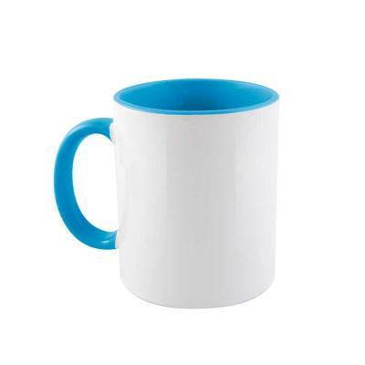 Caneca é o tipo de brinde promocional prático e funcional que todo mundo gosta de ter na mesa de ...