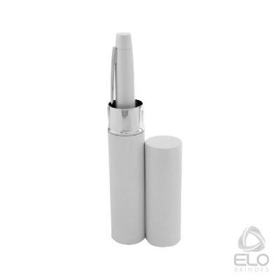 Elo Brindes - Caneta metálica com tubo de alumínio