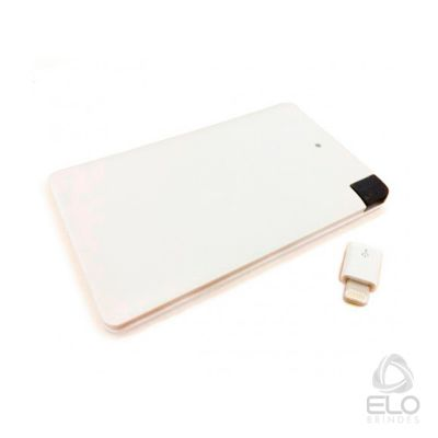 Power bank personalizado. - Elo Brindes