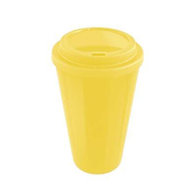 Com capacidade de 550ml, o copo tipo starbucks personalizado é uma ótima dica de brinde corporati...