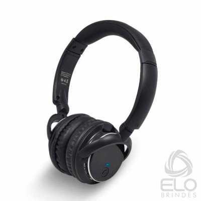Fone de ouvido / Headphone Bluetooth personalizado