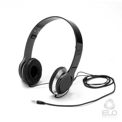 Elo Brindes - Fone de ouvido tipo Head fone.