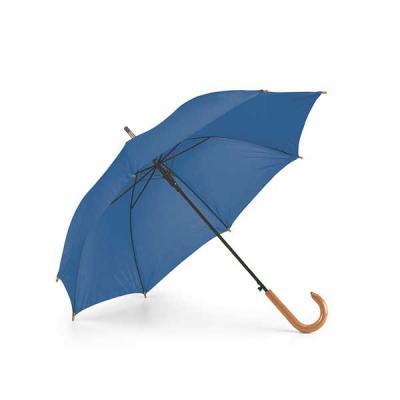 Acessório indispensável em dias chuvosos, o guarda-chuva personalizado é uma excelente forma de e...