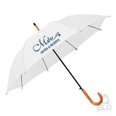 elo-brindes - Guarda-chuva Longo Automático