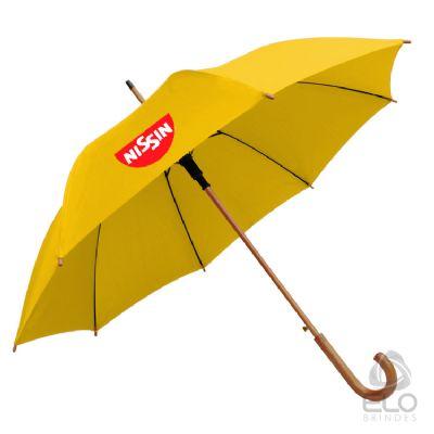 Elo Brindes - Guarda-chuva Longo Automático