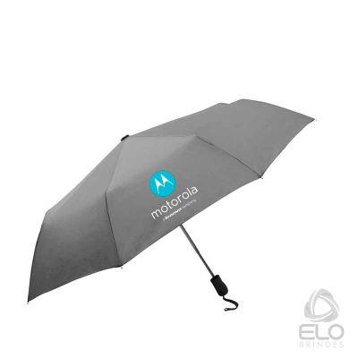 Elo Brindes - Guarda-chuva automático abre e fecha